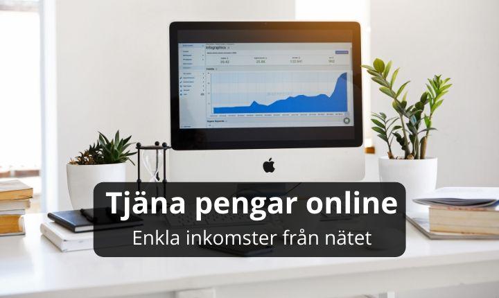tjäna pengar online